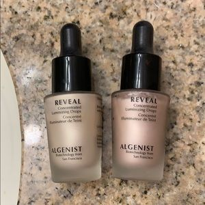 Algenist concentrated minimizing drops